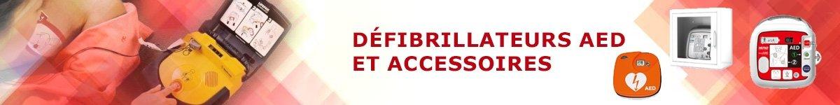 Défibrillateurs AED ECG