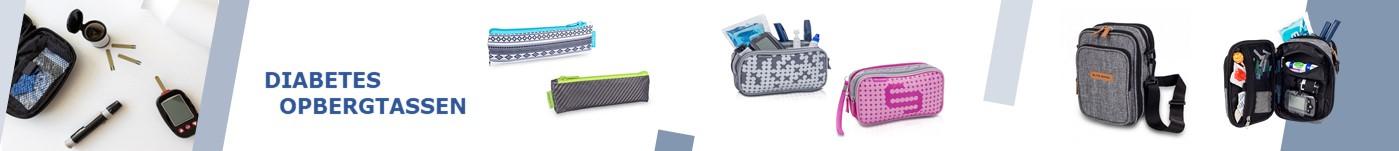 Pochette de rangement pour  kit de diabète