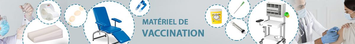 Matériel de vaccination