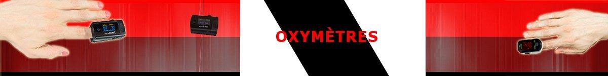 Oxymètres