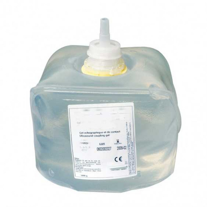Echogel Ultrasound gel Soft Container 5l