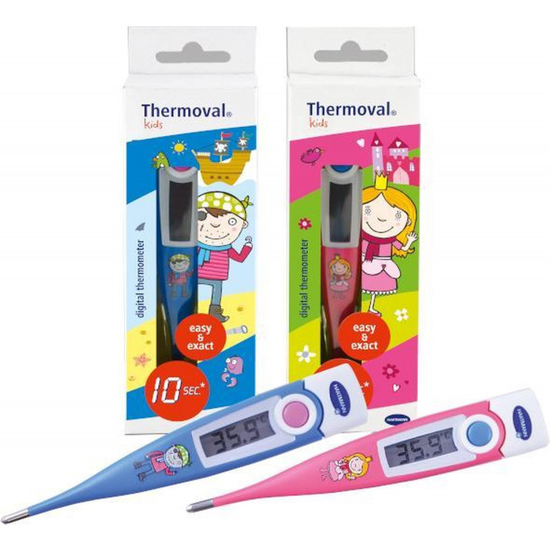 Thermometer Thermoval kids - Hartmann