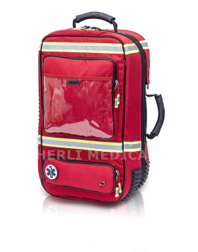 Beademingstas Elite Bags EMERAIR'S EB02.006 rood