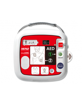 Defibrillator ME PAD fully Automatic AED