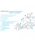Vitalograph Alpha Touch spirometer instructions