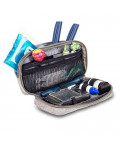 Diabetes opbergtasje Elite Bags DIABETIC'S grijs EB14.012