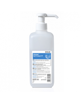 Skinman Soft Protect FF met pomp 500 ml