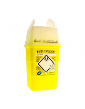 Sharpsafe Naaldcontainer 1L