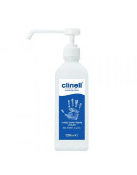 Clinell handontsmetting 520 ml met pomp