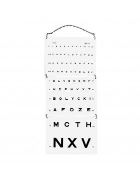 Monoyer optometrietest 3M