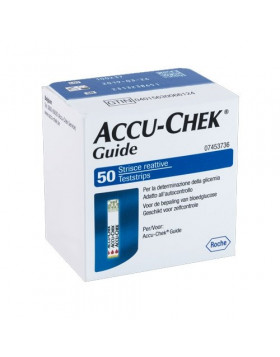 Accu-Chek Guide 50 teststrips