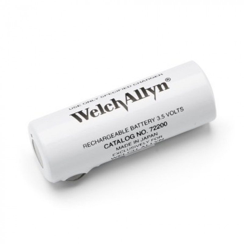 Batterie Nickel-Cadium rechargeable 3.5V Welch Allyn 72200