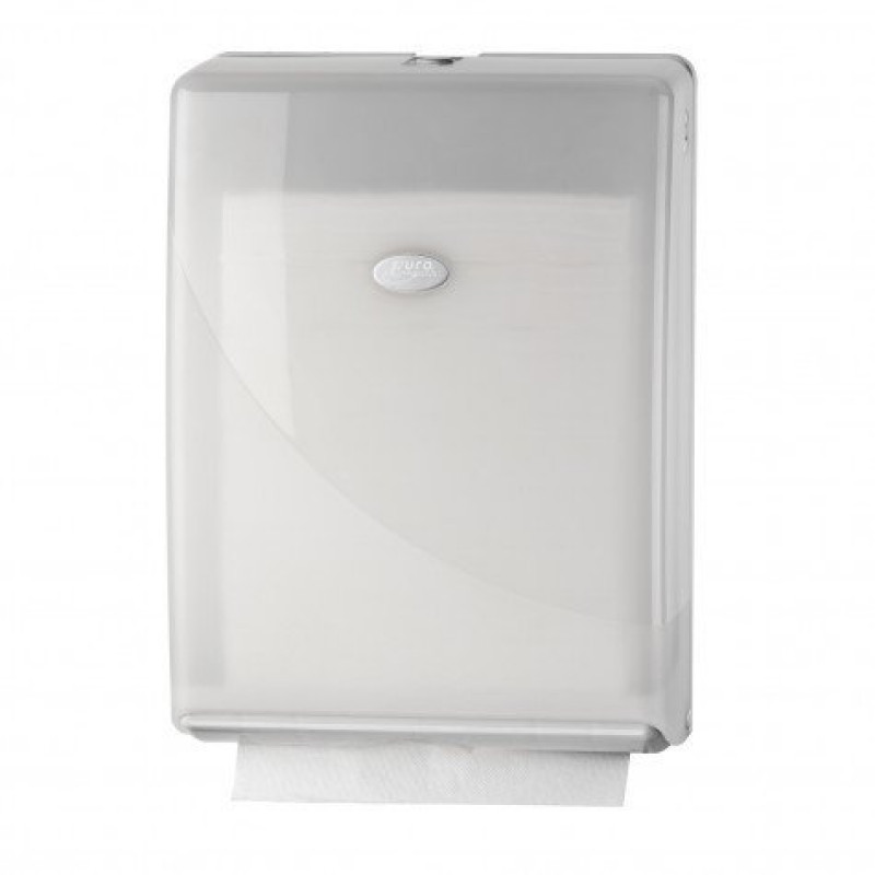 Distributeur essuie-mains Pearl White multifold, c-fold 431102