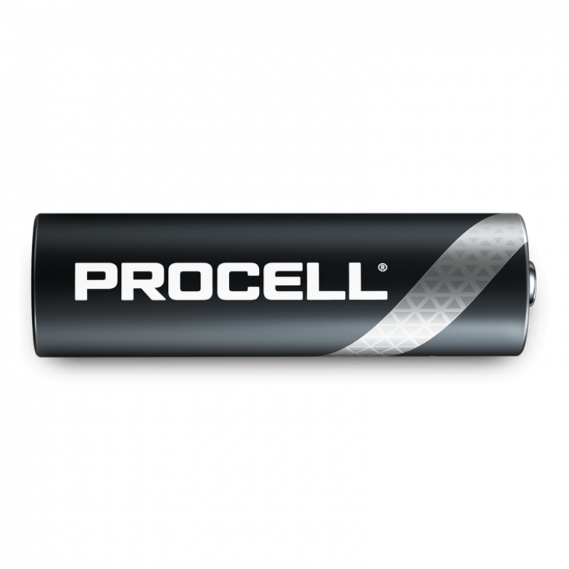 Batteries Duracell Procell AA/ LR6  10 pièces