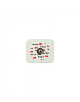 Electrodes ECG  3M Red Dot 2560 50 pcs