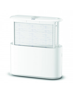 Tork Xpress Distributeur Portable pour Essuie-mains interfoliés H2 Elevation Blanc  552200