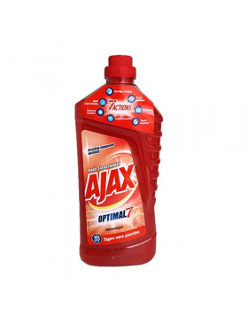Allesreiniger Ajax optimal 7 rode sinaasappel 1250 ml