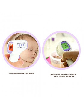 Thermometer contactloos infrarood