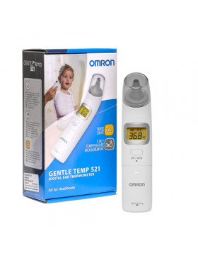 Thermomètre auriculaire  Omron Gentle Temp 521