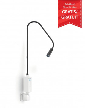 Lampe d'examen Welch Allyn GS-IV LED modèle murale