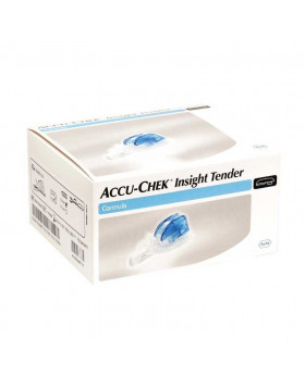 Accu-Chek Insight Tender Canule 13mm 10 pcs