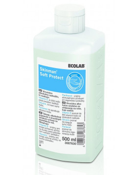 Skinman Soft protect Ecolab 500 ml