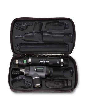 Otoscope Welch Allyn MacroView Prestige Set  avec LED