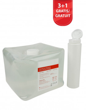 Gel de contact incolore 5 L