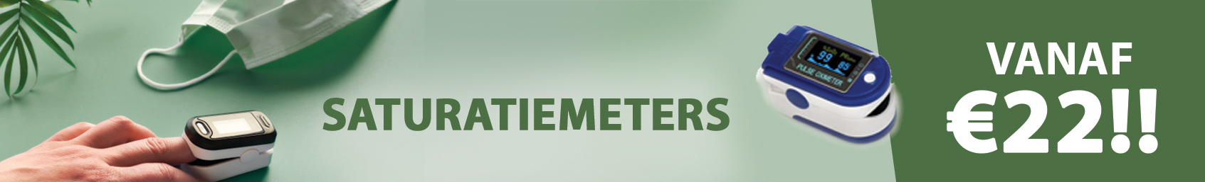 saturatiemeters