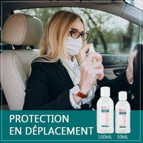 protection en déplacement