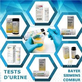 teste d'urine